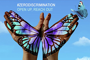 #zerodiscrimination