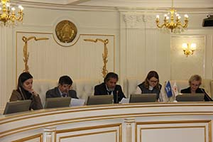 The Seventh Working Meeting on Assistance Provided to Migrants from Ukraine
